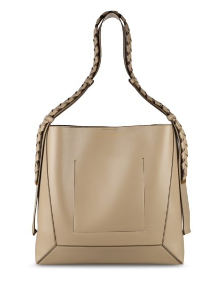 STELLA McCARTNEY Hobo-Bag, Farbe: BEIGE (Bild 1)