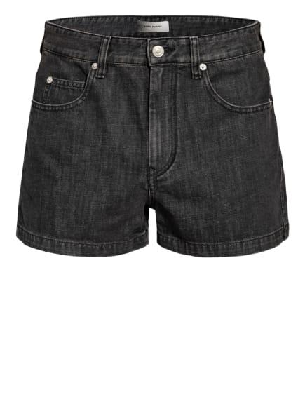 ISABEL MARANT Jeans-Shorts JACKEN, Farbe: 02FK FADED BLACK (Bild 1)