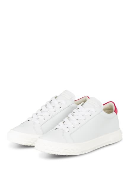GIUSEPPE ZANOTTI DESIGN Sneaker , Farbe: WEISS (Bild 1)