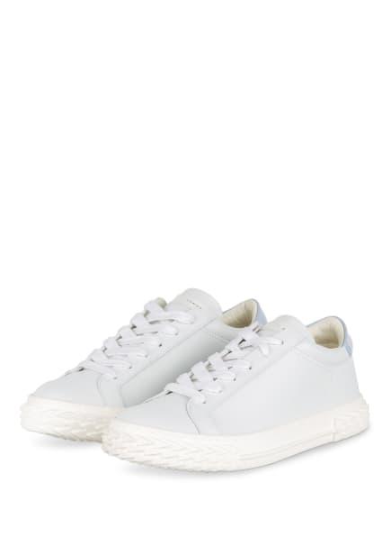 GIUSEPPE ZANOTTI DESIGN Sneaker , Farbe: HELLGRAU/ BLAUGRAU (Bild 1)