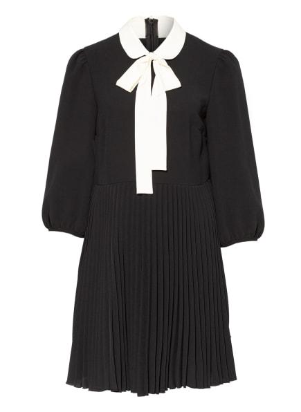 RED VALENTINO Kleid mit 3/4-Arm , Farbe: SCHWARZ/ ECRU (Bild 1)