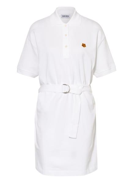 KENZO Kleid, Farbe: WEISS (Bild 1)