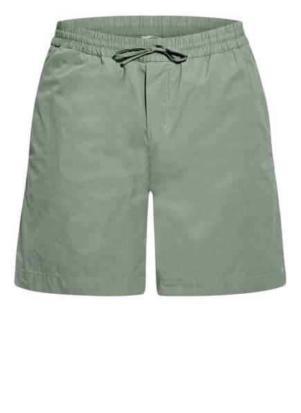 ARMEDANGELS Shorts MAAGNUS, Farbe: GRÜN (Bild 1)