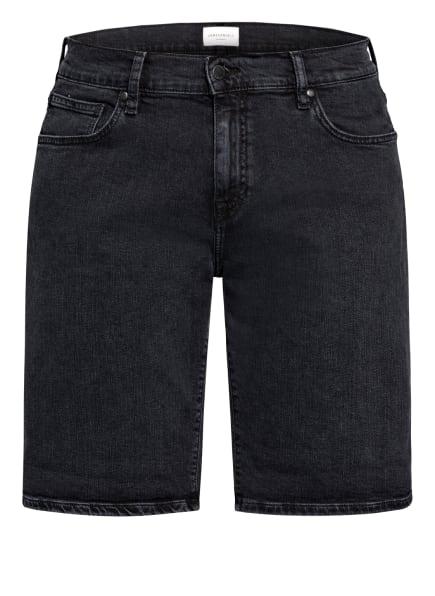 ARMEDANGELS Jeans-Shorts NAIL Slim Fit, Farbe: 472 washed down black (Bild 1)