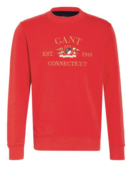 GANT Sweatshirt , Farbe: ROT (Bild 1)