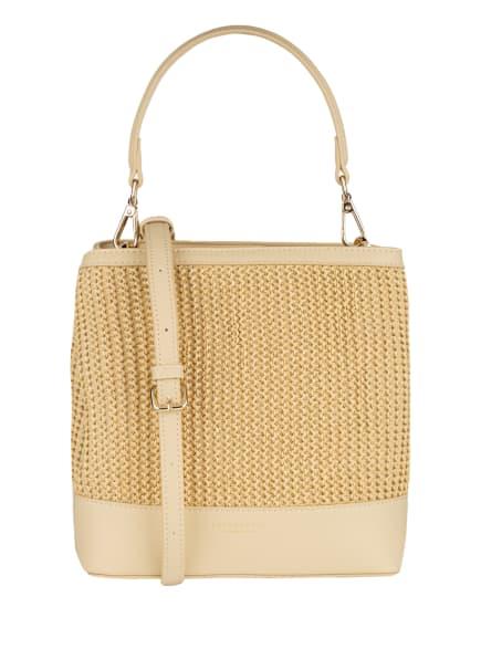 SEIDENFELT Handtasche TARNBY, Farbe: BEIGE (Bild 1)