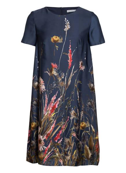 SWING Kleid, Farbe: DUNKELBLAU/ ROT/ KHAKI (Bild 1)