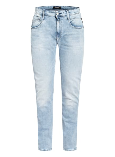 REPLAY Jeans Slim Fit, Farbe: 011 SUPERLIGHT BLUE (Bild 1)