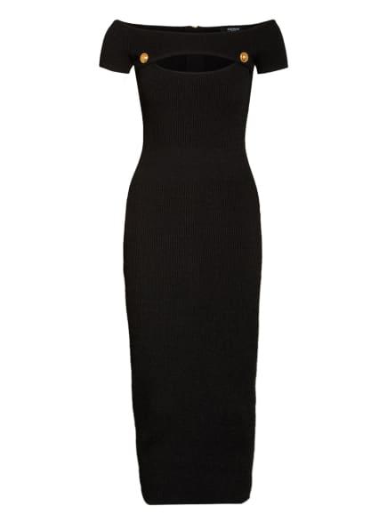 BALMAIN Kleid, Farbe: SCHWARZ (Bild 1)