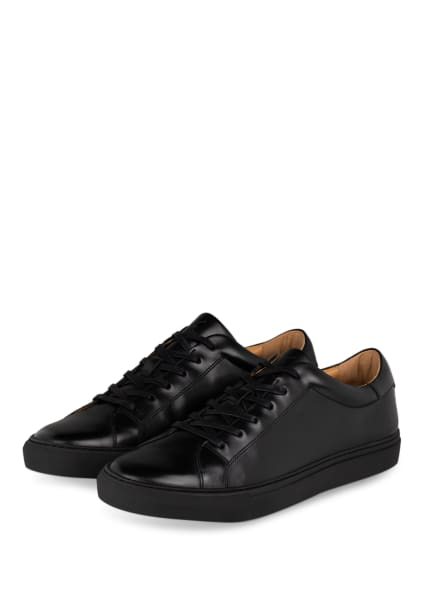 POLO RALPH LAUREN Sneaker JERMAIN, Farbe: SCHWARZ (Bild 1)