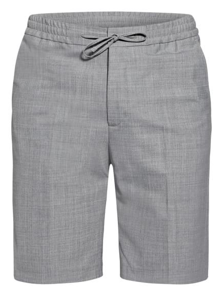 NN07 Shorts DRIAN Regular Fit, Farbe: GRAU/ DUNKELGRAU (Bild 1)