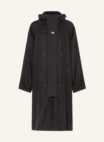 BALENCIAGA Trenchcoat, Farbe: SCHWARZ (Bild 1)