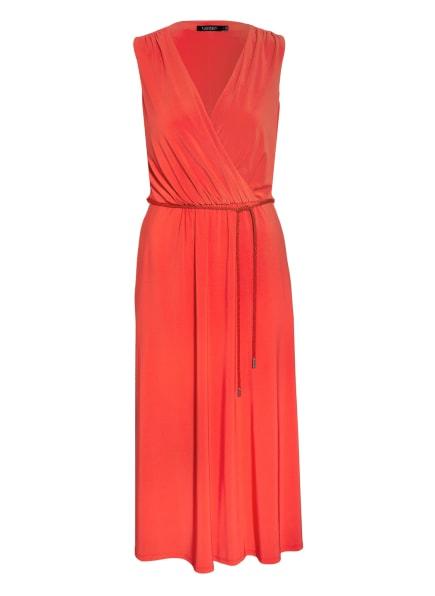 LAUREN RALPH LAUREN Kleid FERREN, Farbe: ORANGE (Bild 1)