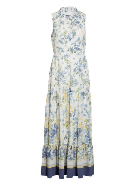 LAUREN RALPH LAUREN Kleid GRETTA , Farbe: WEISS/ HELLBLAU/ GELB (Bild 1)