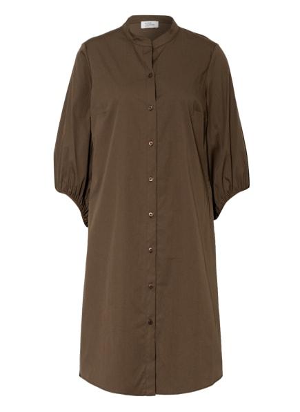 ROBE LÉGÈRE Hemdblusenkleid mit 3/4-Arm, Farbe: BRAUN (Bild 1)