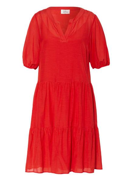 ROBE LÉGÈRE Kleid mit 3/4-Arm, Farbe: ROT (Bild 1)