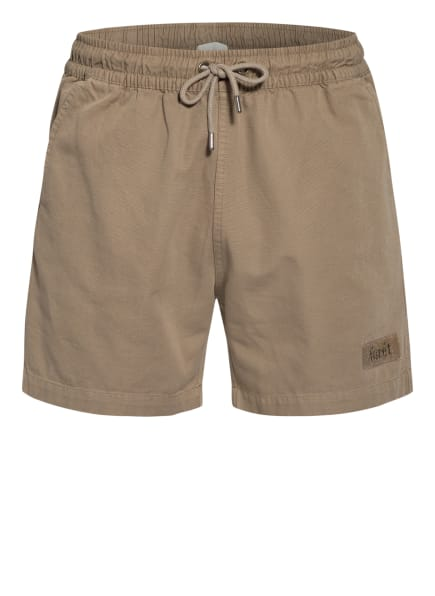 forét Shorts ROOT , Farbe: KHAKI (Bild 1)