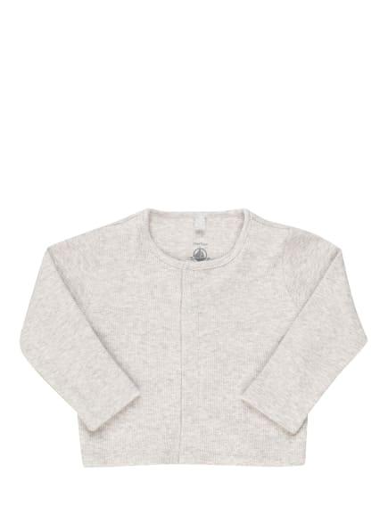 PETIT BATEAU Jerseyjacke, Farbe: HELLGRAU (Bild 1)