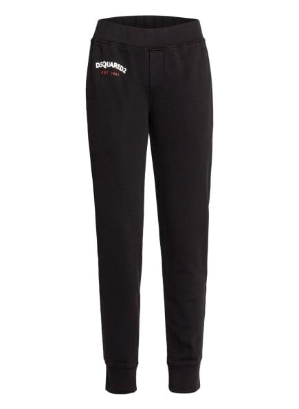 DSQUARED2 Sweatpants, Farbe: SCHWARZ (Bild 1)