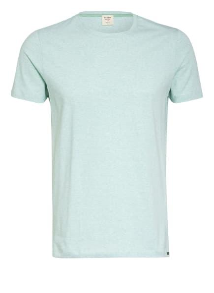 OLYMP T-Shirt Level Five body fit, Farbe: HELLGRÜN/ WEISS (Bild 1)