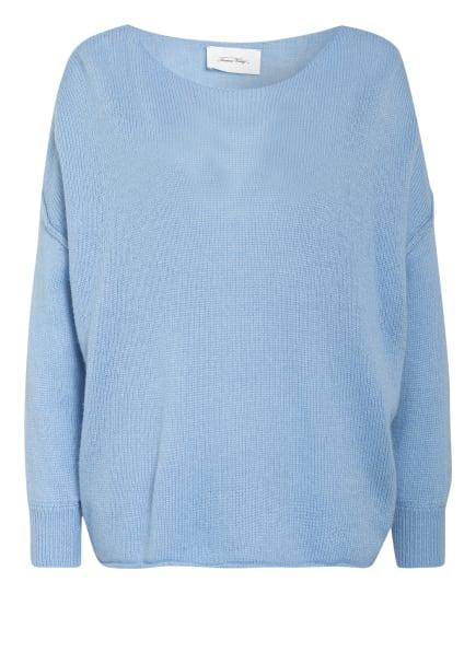 American Vintage Oversized-Pullover , Farbe: HELLBLAU (Bild 1)