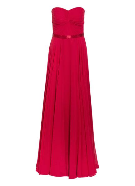 VM VERA MONT Abendkleid, Farbe: DUNKELROT (Bild 1)