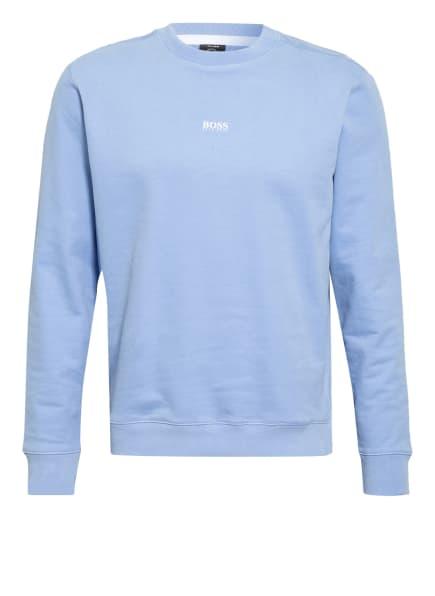 BOSS Sweatshirt WEEVO , Farbe: HELLBLAU (Bild 1)