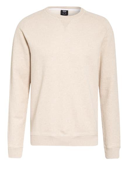 BOSS Sweatshirt WESEED mit Hanf, Farbe: CREME/ BEIGE (Bild 1)