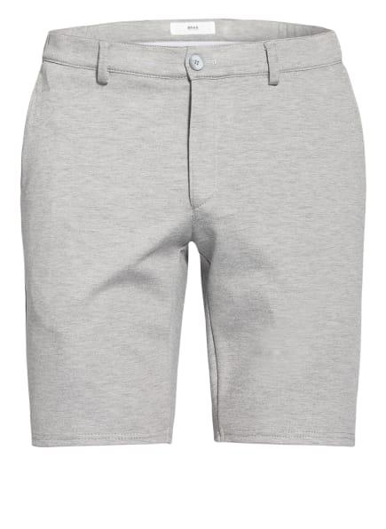 BRAX Chino-Shorts SILVIO.B Slim Fit, Farbe: HELLGRAU/ GRAU (Bild 1)