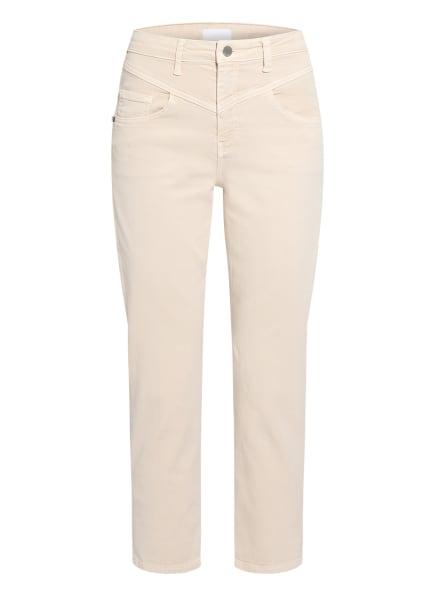 rich&royal 7/8-Jeans, Farbe: 216 white coffee (Bild 1)