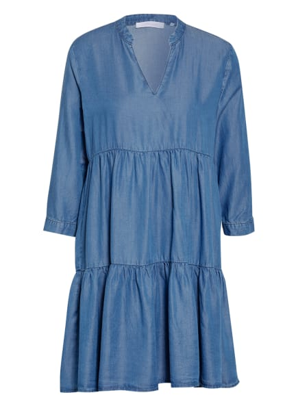 rich&royal Jeanskleid mit 3/4-Arm, Farbe: BLAU (Bild 1)