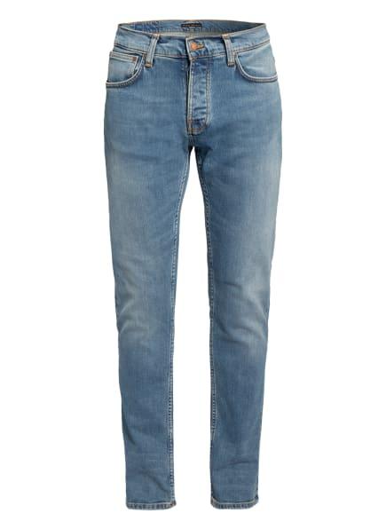 Nudie Jeans Jeans GRIM TIM Slim Fit, Farbe: Blue Meadow (Bild 1)