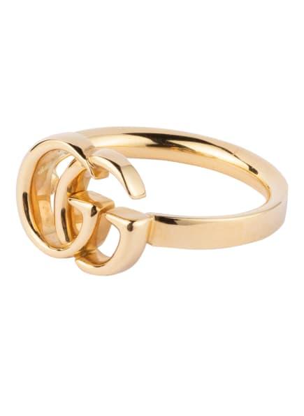 GUCCI Ring GG, Farbe: GOLD (Bild 1)