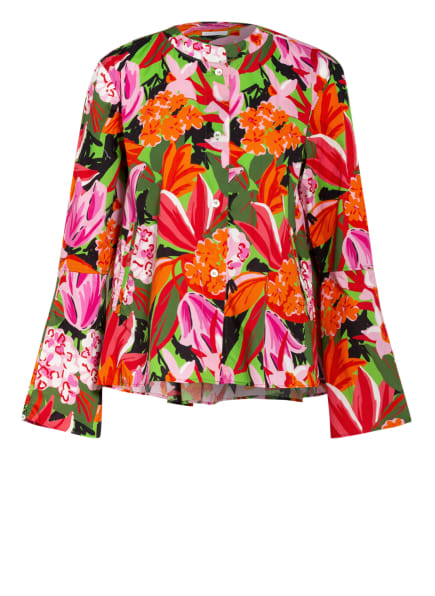 ROBERT FRIEDMAN Bluse ZOE, Farbe: ROSA/ ORANGE/ GRÜN (Bild 1)