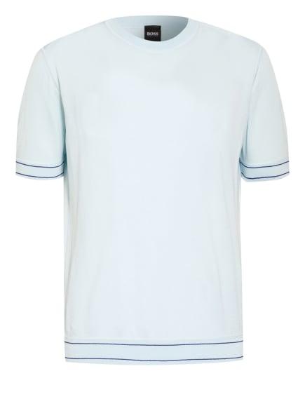 BOSS Strickshirt HORELLI , Farbe: HELLBLAU (Bild 1)