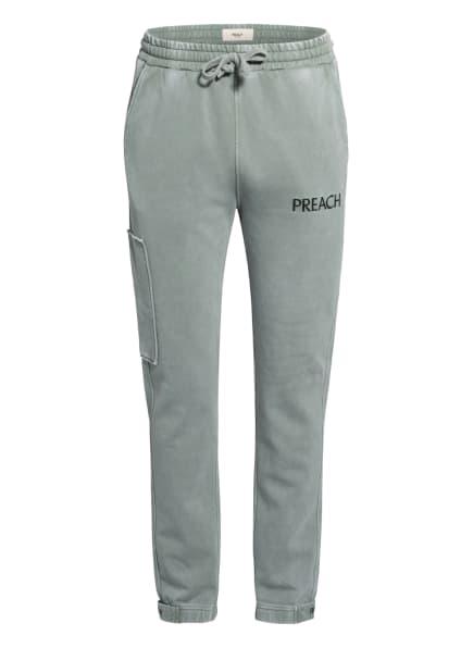 PREACH Sweatpants, Farbe: HELLGRÜN (Bild 1)