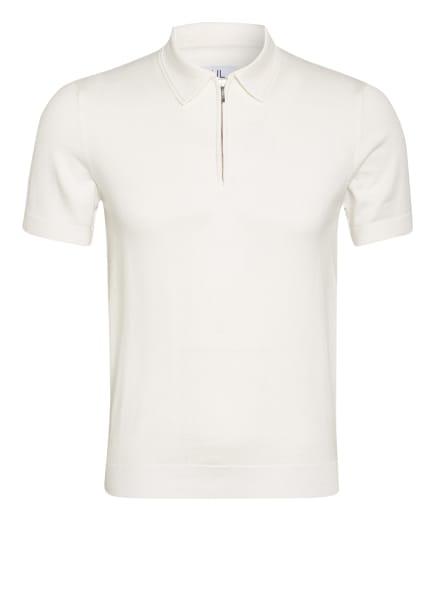 PAUL Strick-Poloshirt, Farbe: CREME (Bild 1)