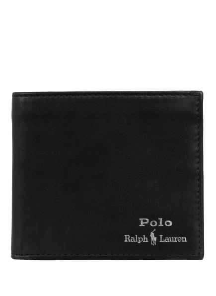 POLO RALPH LAUREN Geldbörse, Farbe: SCHWARZ (Bild 1)