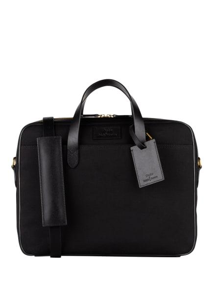 POLO RALPH LAUREN Business-Tasche , Farbe: SCHWARZ (Bild 1)
