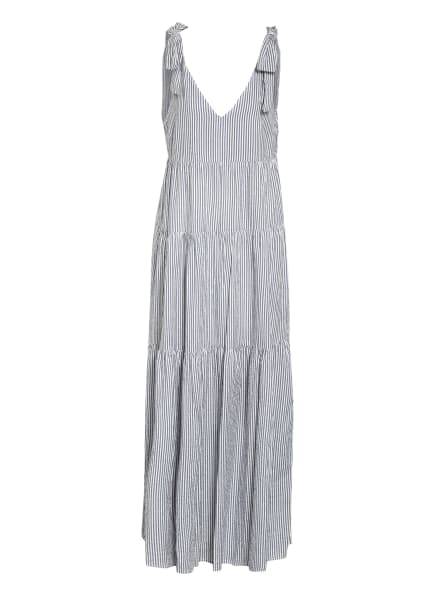 SET Kleid, Farbe: WEISS/ BLAU (Bild 1)
