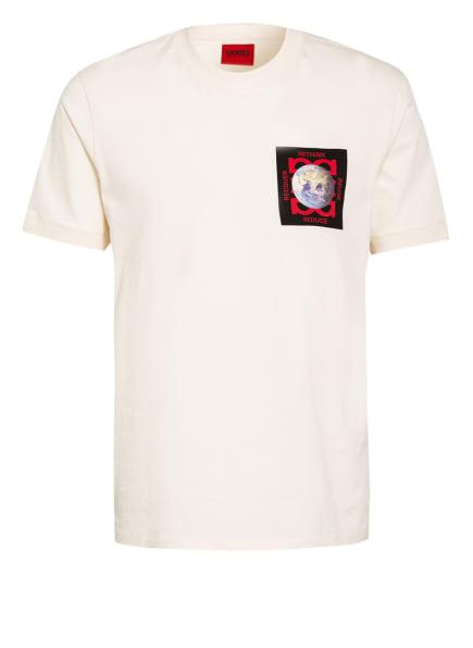 HUGO T-Shirt DRINGSTEEN, Farbe: HELLGELB (Bild 1)