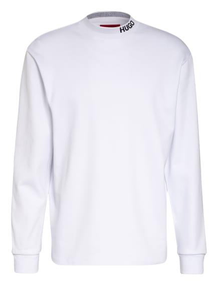 HUGO Sweatshirt DORRISON, Farbe: WEISS (Bild 1)