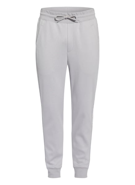 HUGO Sweatpants DAKY mit Galonstreifen, Farbe: HELLGRAU (Bild 1)