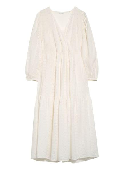 Marc O'Polo DENIM Kleid aus Lochspitze, Farbe: CREME (Bild 1)