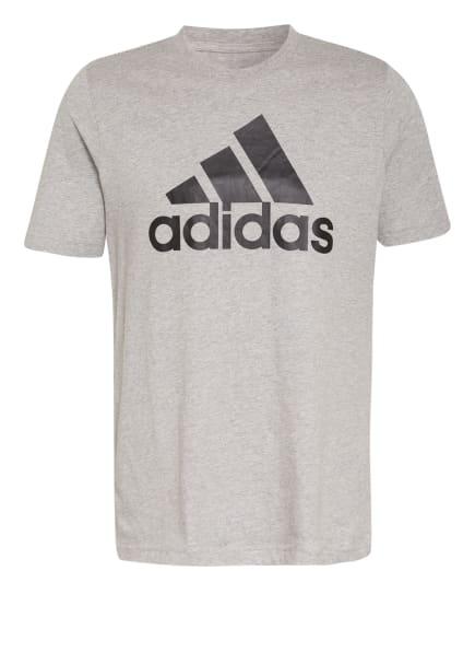 adidas T-Shirt ESSENTIALS BIG LOGO, Farbe: GRAU (Bild 1)