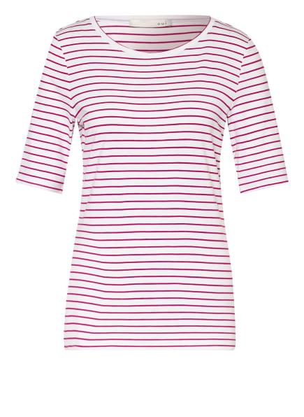 oui T-Shirt , Farbe: WEISS/ FUCHSIA (Bild 1)