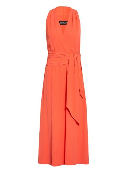 LAUREN RALPH LAUREN Kleid, Farbe: HELLORANGE (Bild 1)