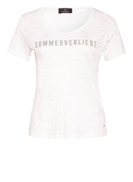 monari T-Shirt, Farbe: WEISS/ KHAKI (Bild 1)