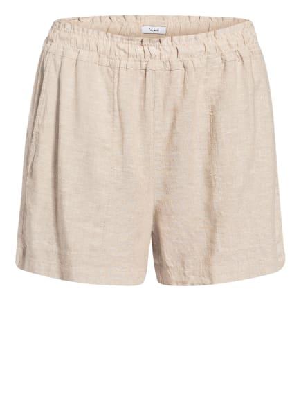 Rails Shorts LEIGHTON mit Leinen, Farbe: BEIGE (Bild 1)