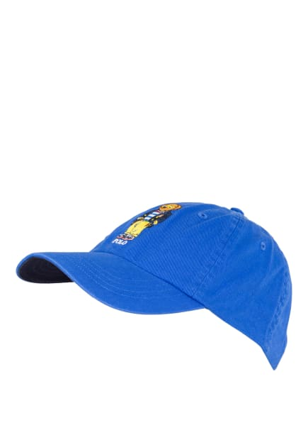 POLO RALPH LAUREN Cap , Farbe: BLAU (Bild 1)